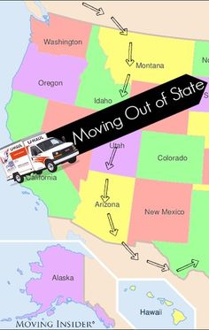 Moving to a New City or Moving to a New State When Should you Move?